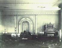 1890 Dr Rankin preaching